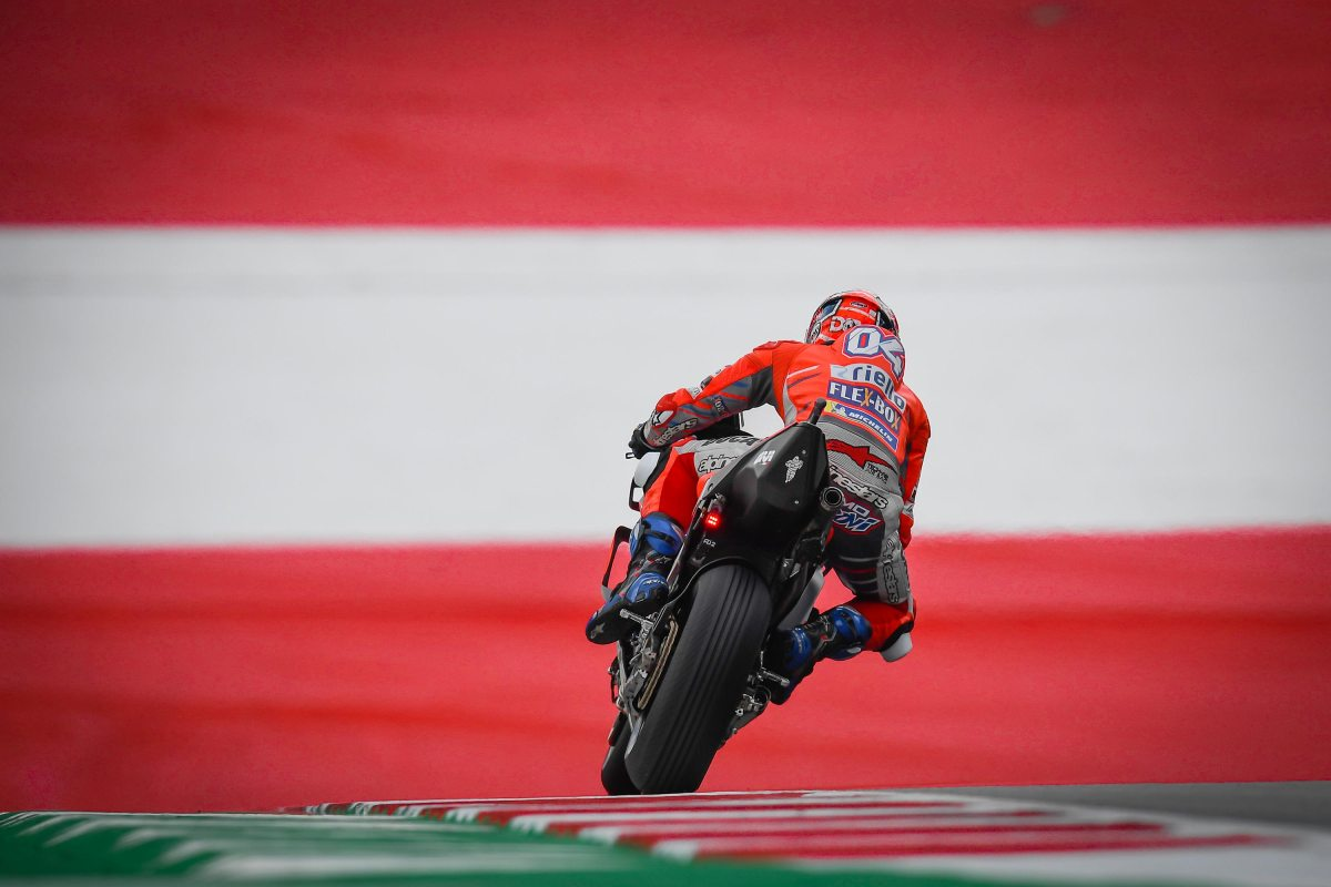Saturday MotoGP Summary at Spielberg: History Repeating?